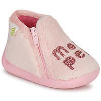 Scarpe Bambina Pantofole Citrouille et Compagnie PRADS Rosa