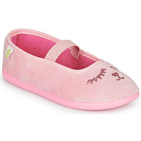 Scarpe Bambina Pantofole Citrouille et Compagnie PIDDI Rosa