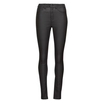 Abbigliamento Donna Pantaloni 5 tasche Noisy May NMCALLIE Nero