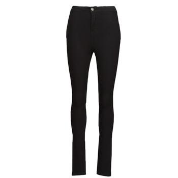 Abbigliamento Donna Jeans slim Noisy May NMELLA Nero