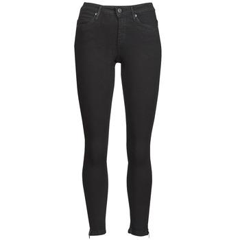 Abbigliamento Donna Jeans slim Noisy May NMKIMMY Nero