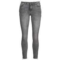 Abbigliamento Donna Jeans slim Noisy May NMKIMMY Grigio