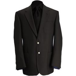 Abbigliamento Uomo Giacche / Blazer Brook Taverner BR051 Nero