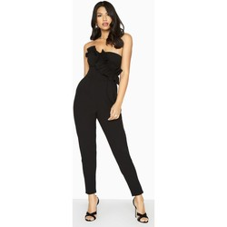Abbigliamento Donna Tuta jumpsuit / Salopette Girls On Film  Nero