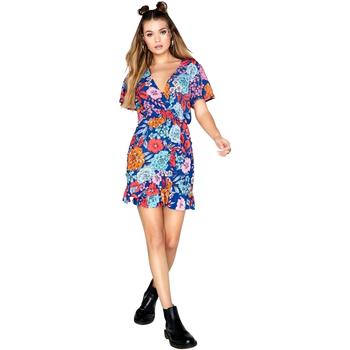 Abbigliamento Donna Vestiti Girls On Film  Blu