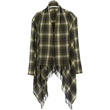 Abbigliamento Donna Gilet / Cardigan Animal  Nero