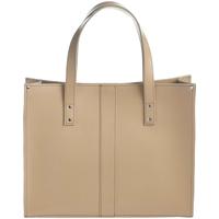 Borse Donna Tote bag / Borsa shopping Zatchels  Caffellatte