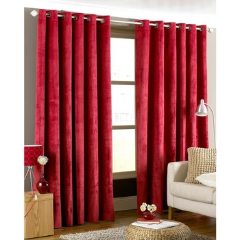 Casa Tende Riva Home 117 x 183cm Rosso