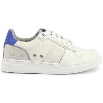 Scarpe Unisex bambino Sneakers basse Shone - s8015-013 Bianco