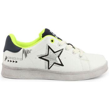 Scarpe Unisex bambino Sneakers basse Shone - 15012-126 Bianco