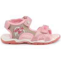 Scarpe Bambina Sandali Shone - 6015-031 Rosa
