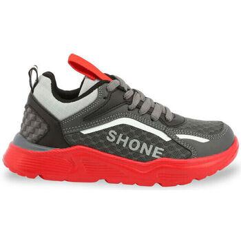 Scarpe Unisex bambino Sneakers basse Shone - 903-001 Grigio