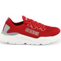 Scarpe Unisex bambino Sneakers basse Shone - 155-001 Rosso