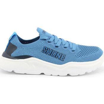 Scarpe Unisex bambino Sneakers basse Shone - 155-001 Blu