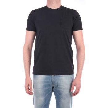 Abbigliamento Uomo T-shirt maniche corte Save The Duck DT0022M-GLOW1 Manica Corta Uomo Black Black