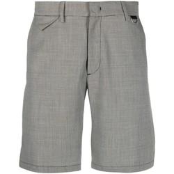 Abbigliamento Uomo Shorts / Bermuda Low Brand Pantaloni Nero