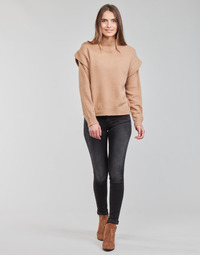 Abbigliamento Donna Jeans skynny Replay LUZIEN Nero