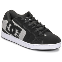 Scarpe Uomo Scarpe da Skate DC Shoes NET Nero / Grigio