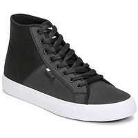 Scarpe Uomo Sneakers alte DC Shoes MANUAL HI TXSE Nero / Bianco