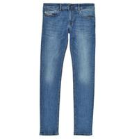 Abbigliamento Bambino Jeans skynny Diesel SLEENKER Blu / Medium