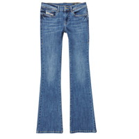 Abbigliamento Bambina Jeans bootcut Diesel LOWLEEH Blu