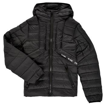 Abbigliamento Bambino Piumini Diesel JDWAIN Nero