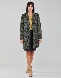 Abbigliamento Donna Cappotti Vila VILEOVITA Marrone