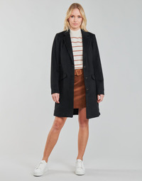 Abbigliamento Donna Cappotti Vila VILEOVITA Nero