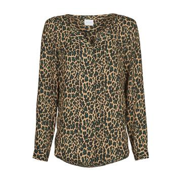 Abbigliamento Donna Top / Blusa Vila VILUCY Marrone