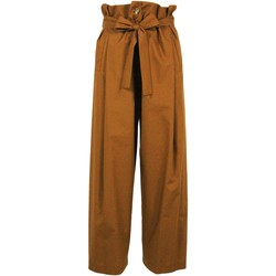 Abbigliamento Donna Pantaloni morbidi / Pantaloni alla zuava Solotre M11051 Multicolore