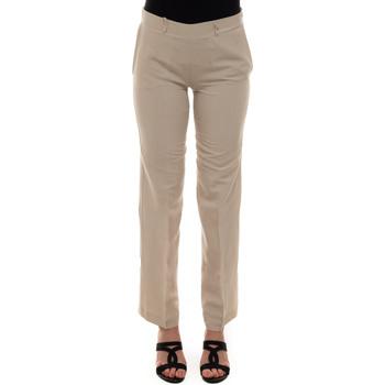 Abbigliamento Donna Chino Maria Bellentani 5367-3601747 Sabbia