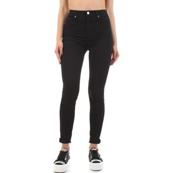 Abbigliamento Donna Jeans skynny Met 96313916 NERO