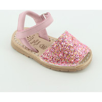 Scarpe Unisex bambino Sandali Ria 20090 sandalino baby glitter Rosa