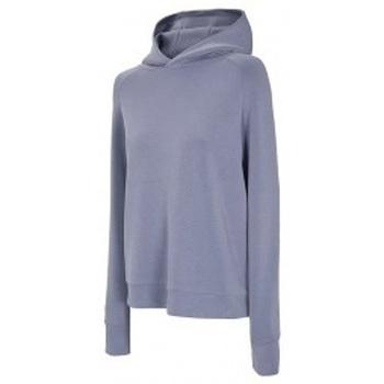 Abbigliamento Donna Felpe 4F Womens Hoodie blu
