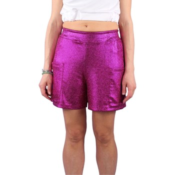 Abbigliamento Donna Shorts / Bermuda Shop-Art SH60877 Multicolore