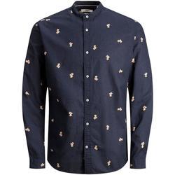 Abbigliamento Uomo Camicie maniche lunghe Premium 12187592 Multicolore