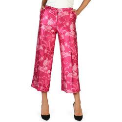 Abbigliamento Donna Pantaloni Fontana - melissa Rosa