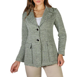 Abbigliamento Donna Cappotti Fontana - emily Verde
