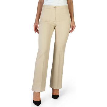 Abbigliamento Donna Pantaloni Fontana - brenda Marrone