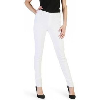 Abbigliamento Donna Pantaloni Carrera - 00767l_922ss Bianco
