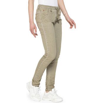 Abbigliamento Donna Jeans Carrera - 750pl-980a Verde