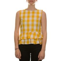 Abbigliamento Donna Top / Blusa Emme Marella 51610314200 - 007 GIALLO Giallo