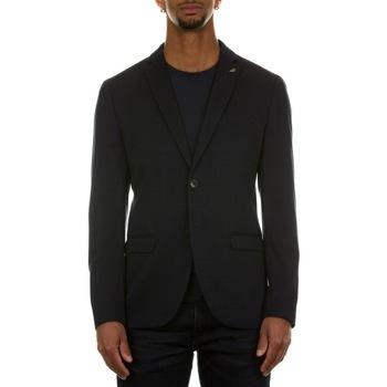 Abbigliamento Uomo Giacche / Blazer Selected 16077003 - DARK BLUE Blu