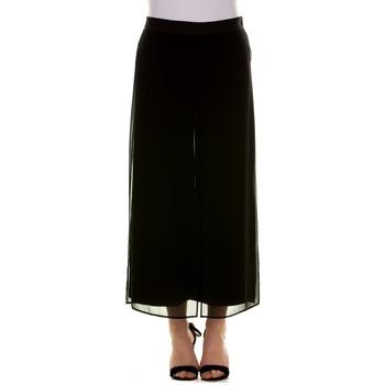 Abbigliamento Donna Pantaloni morbidi / Pantaloni alla zuava Emme Marella 57810215200 - 004 NAVY Blu