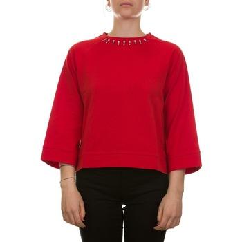 Abbigliamento Donna Felpe Emme Marella 59210115200 - 003 ROSSO STRASS Rosso
