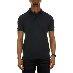 Abbigliamento Uomo Polo maniche corte Selected 16077364 - NAVY BLAZER Blu