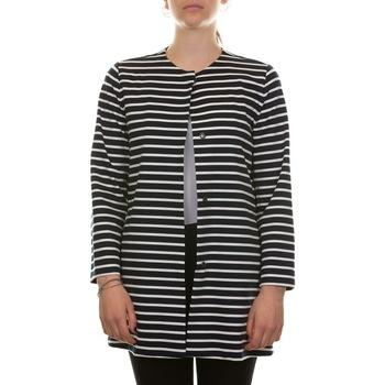 Abbigliamento Donna Cappotti Emme Marella 59110215200 - 002 BLU NOTTE Blu