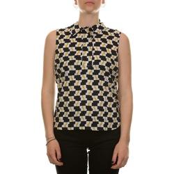 Abbigliamento Donna Top / Blusa Emme Marella 51611014200 - 005 Giallo Multicolore