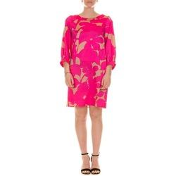 Abbigliamento Donna Abiti corti Emme Marella 52212714200 - 006 ROSA SHOCKING Rosa