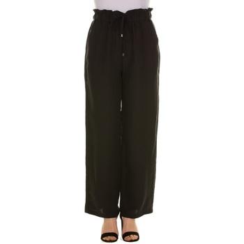 Abbigliamento Donna Pantaloni morbidi / Pantaloni alla zuava Emme Marella 51311814200 - 006 NERO Nero